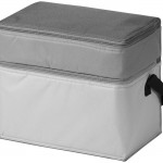 Pornic, sac isotherme 2 compartiments - gris